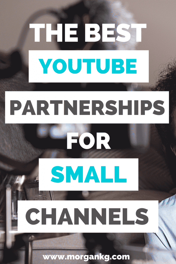 The Best YouTube Partnership for Small Channels