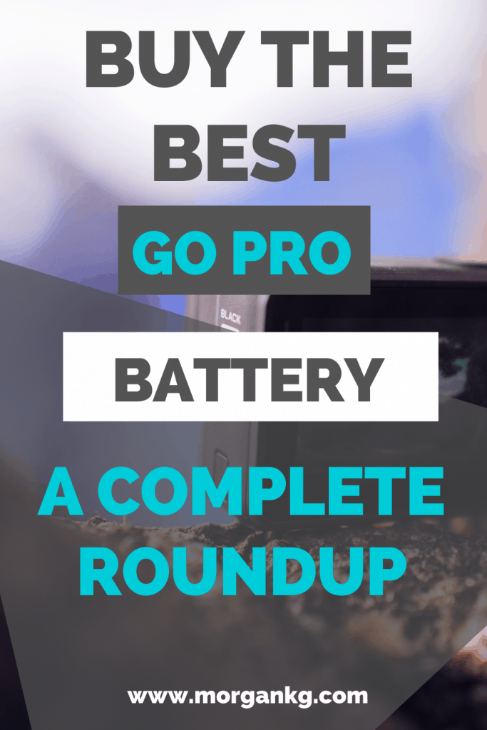 Best GoPro Battery